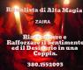 ZAIRA RITUALISTA DI ALTA MAGIA